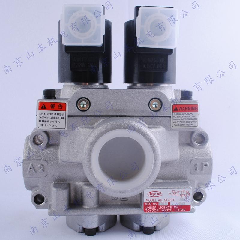 日本 TOYOOKI 丰兴阀 气动安全阀 AD-SL231D-508D