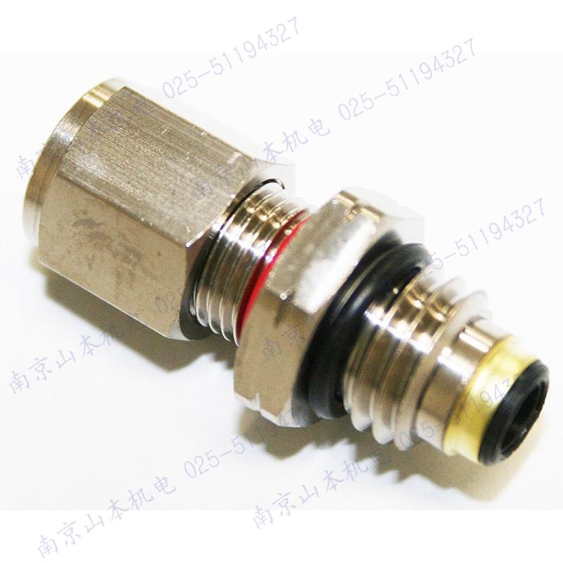 山本电机KGA81MT-H差压计金属接头,山本电机制作所配件