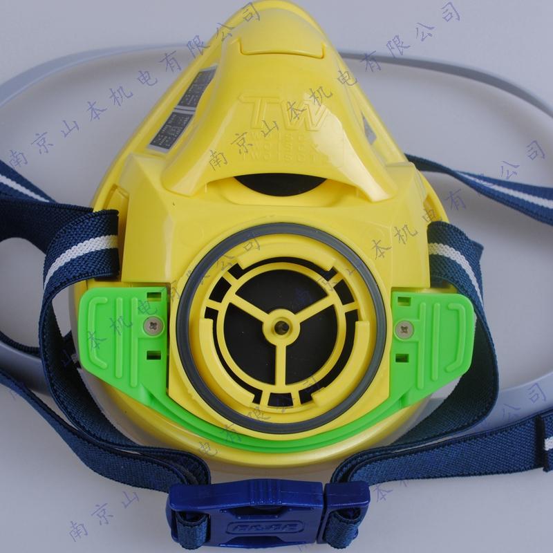 STS重松制作所TW01SC  日本防尘防护面具面罩