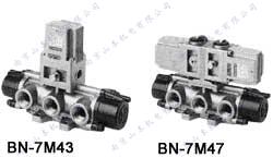 日本精器NIHON  SEIKI   4方向电磁阀BN-7M43
