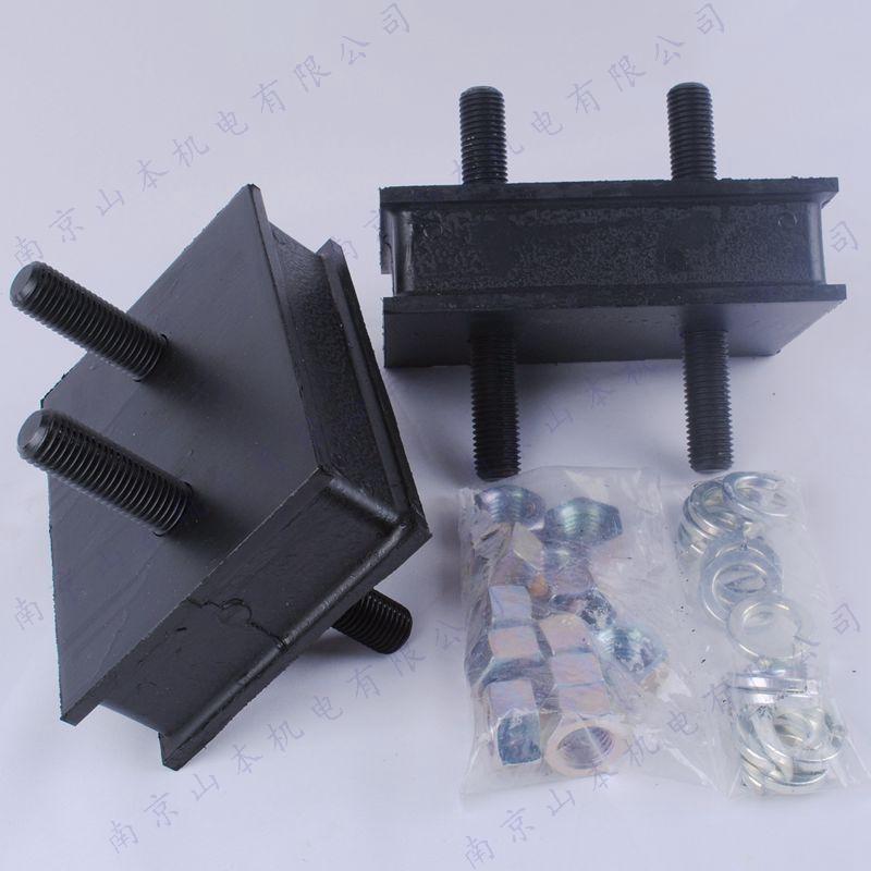 日本仓敷化工 角形防振橡胶  RK-1813B2